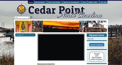 Preview of cedarpointnc.org